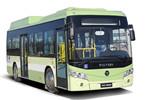福田欧辉BJ6851纯电动城市客车