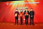 恒通客车在第十一届影响中国客车业活动中喜获双星