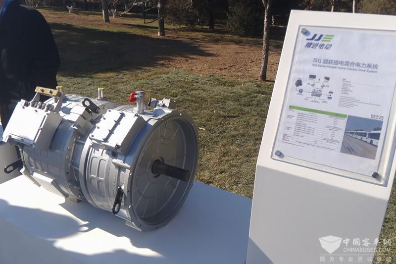 精进电动混联系统世界屋脊零故障运行一周年!