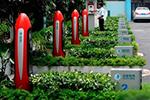 中国新能源汽车产业发展迅猛 将加强充电桩建设