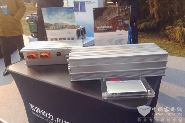 微宏将推出第三代快充动力电池产品