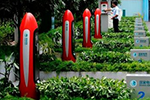云南:昆明大羊甫公交车充电站投入运营