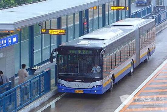 受降雨影响,北京公交35条线路采取临时措施