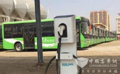 甘肃景泰:首家新能源充电站建成投运