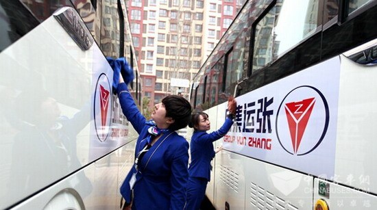 河北张家口:党代会全部采用新能源客车