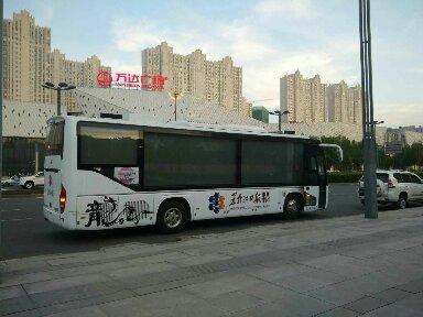 ZK5151XZS1型宇通广告车,购车单价104万,现因急需用钱,每台50万超低价转