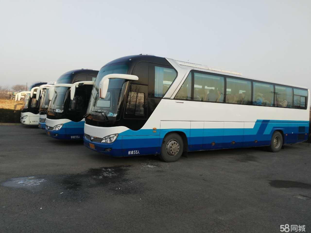 北京骏马神州汽车租赁专业提供11-55座班车 会议用车 旅游巴士租车