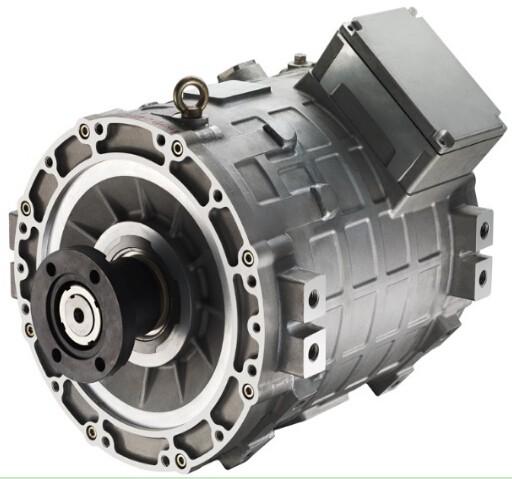 永磁同步驱动电机tz340xsa04
