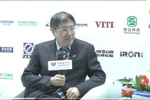 2017天津客车展:中国客车网专访福田欧辉客车事业部副总刘国强
