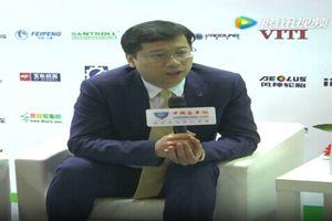 2017天津客车展:中国客车网专访北京安洁利德总经理翟威