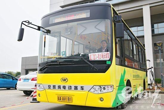广州南沙自主研发锂电池管理系统 已在纯电动公交开展应用