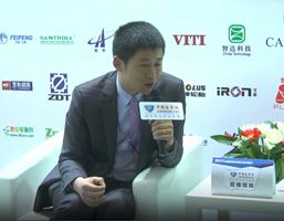 2017天津客车展:中国客车网专访哲弗智能系统总经理王晓斌