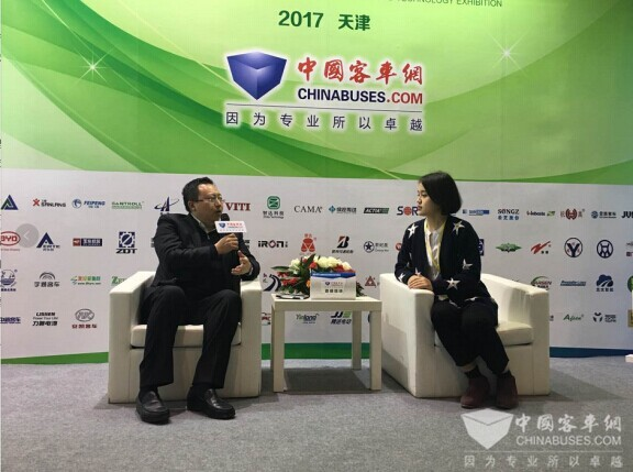 徐航宇:力神要做航母级动力电池企业