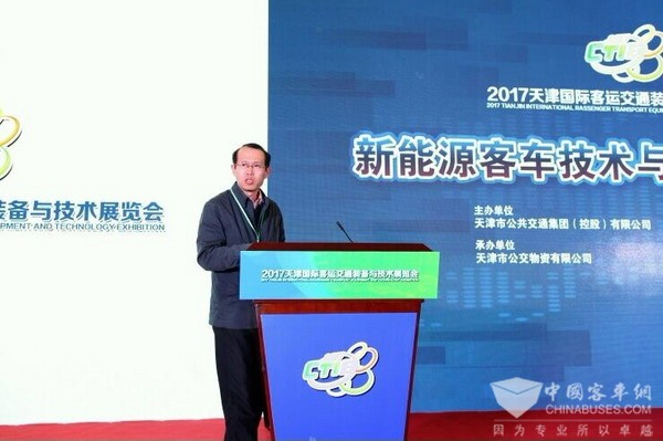 肖成伟:新能源汽车动力电池技术现状及趋势