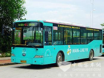 深圳东部公交:率先完成2016年度碳排放履约义