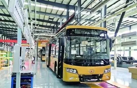 通联客车2017年将在哈尔滨推出十三款新车型