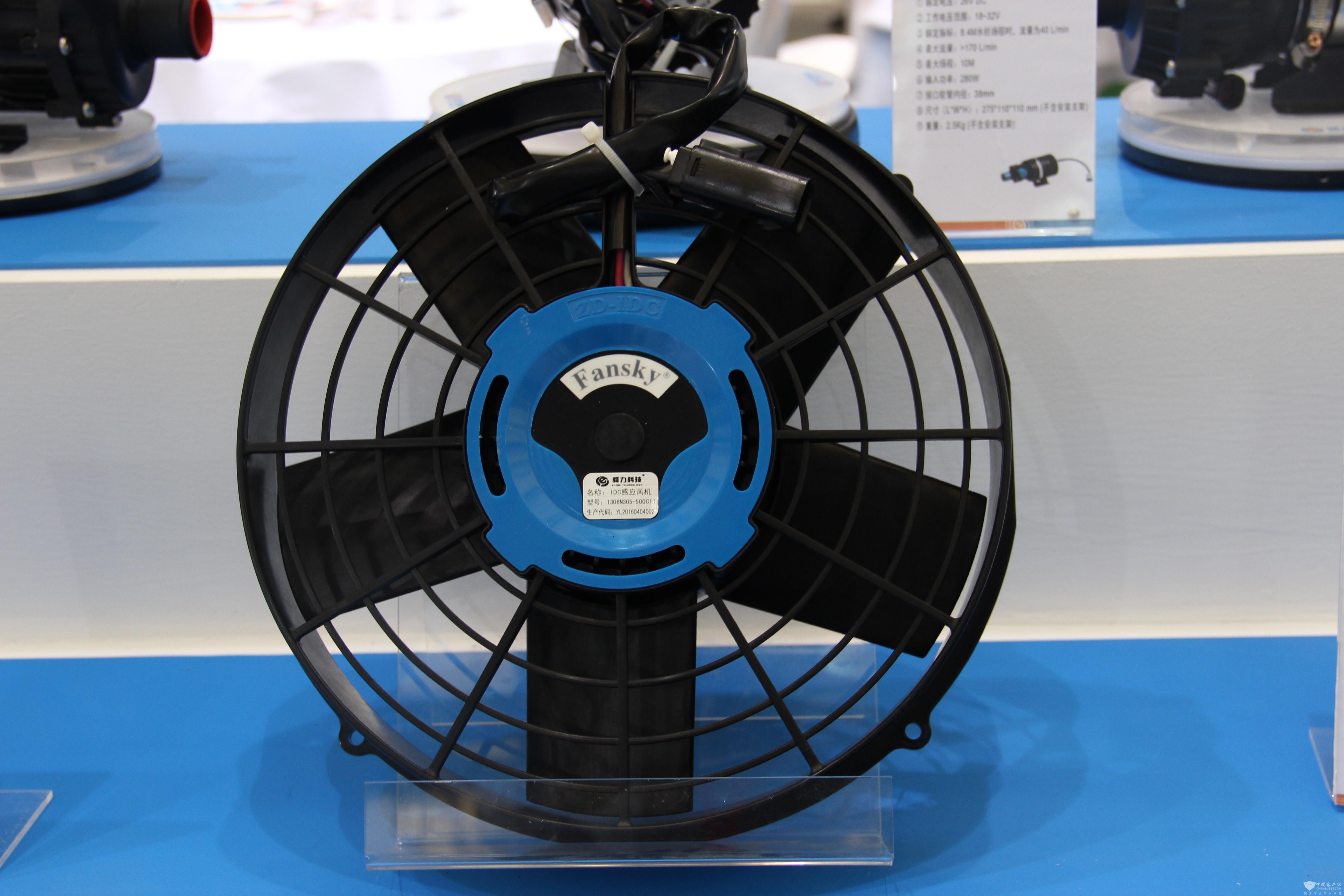 供应客车电子风扇,客车发动机冷却风扇,客车电机风扇