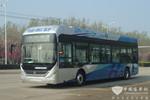 中通12米氢燃料客车LCK6120FCEVG