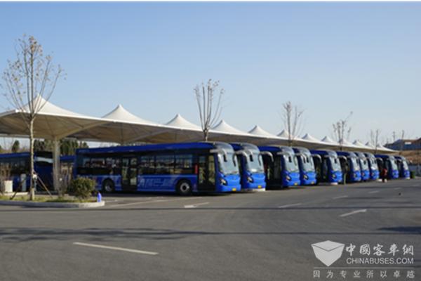 中国最大新能源车充电桩BOT项目,特来电中标
