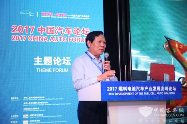 聚焦,中国汽车论坛上银隆向行业释放的三大信号