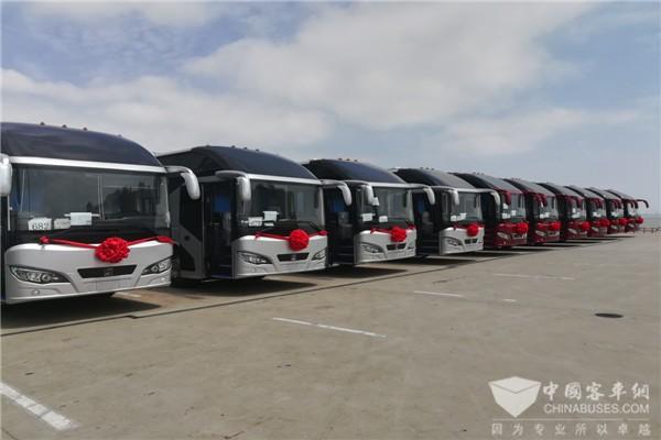 """东风康明斯:中国客车""""一带一路""""上你中的我,我中的你"""
