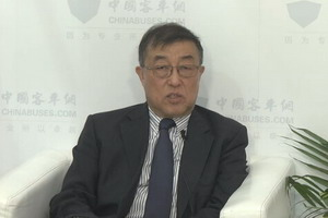 2017北京道路运输展:中国客车网专访欧科佳董事长张小平