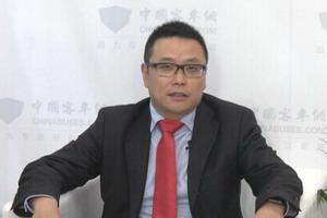 2017北京道路运输展:中国客车网专访吉客传动科技有限公司首席执行官张文