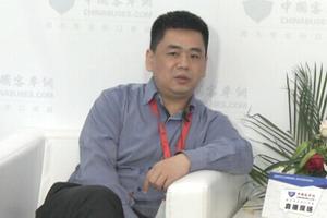 2017北京道路运输展:中国客车网专访北京理工大学教授林程