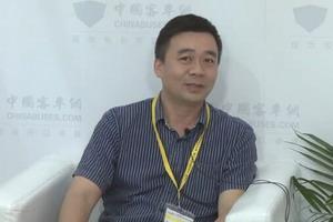 2017北京道路运输展:中国客车网专访赛威实业营销总监李小军