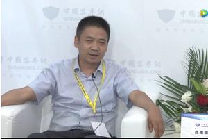2017北京道路运输展:中国客车网专访北方客车总工程师罗高华