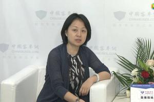 2017北京道路运输展:中国客车网专访爱普车辆董事长顾代君