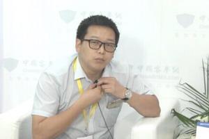 2017北京道路运输展:中国客车网专访科泰电空调副总经理朱晓玮