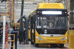 宇通客车出口缅甸,向世界传递中国品牌正能量