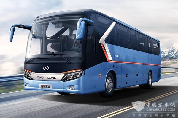 龙威Ⅱ代XMQ6127BYBEVL纯电动公路客车