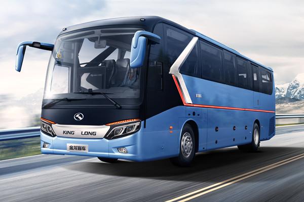 龙威Ⅱ代纯电动公路客车