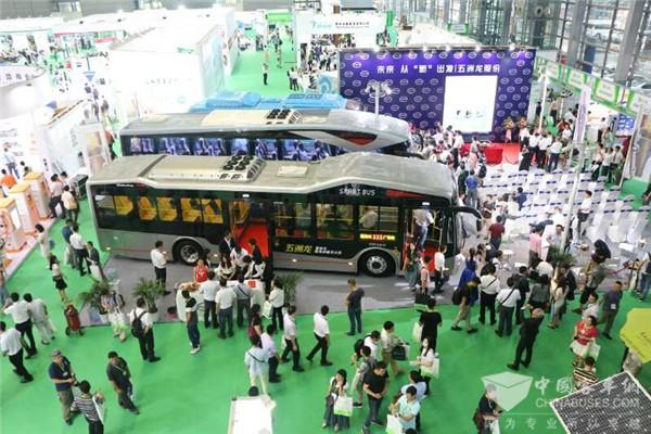 深圳新能源汽车及充电设备展隆重举行