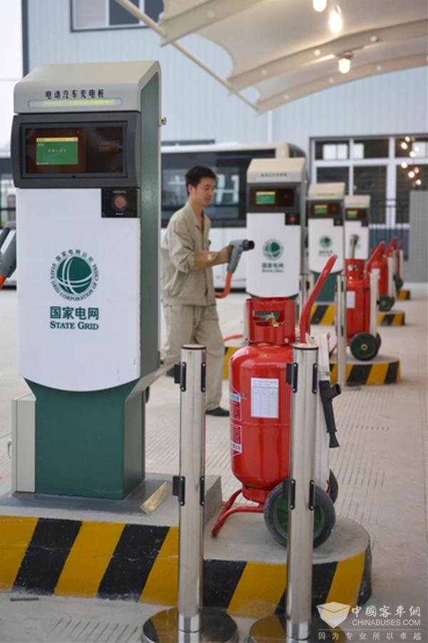 江苏苏州2017年计划建设2600个充电桩