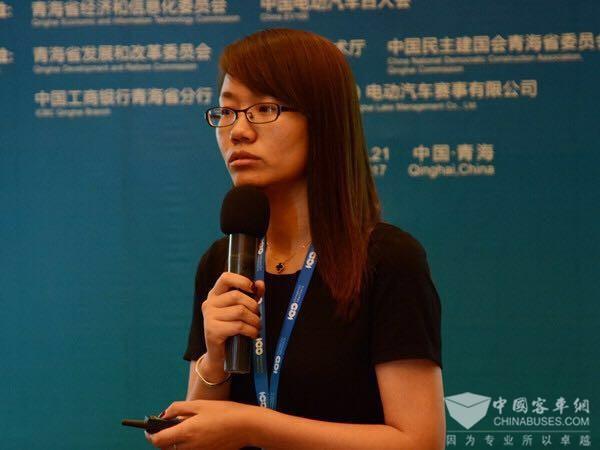 王芳:动力电池标准、法规要求及研发性评测