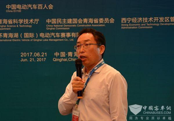 刘彦龙:中国动力电池行业存在产能结构性过剩