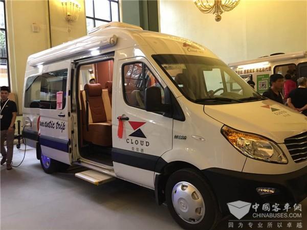 德国工艺,中国价格:安源克劳德房车品牌全国首发
