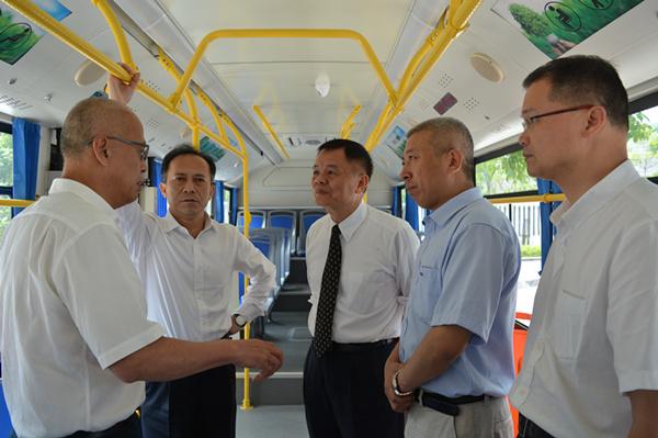 开沃汽车与用户聚羊城,谋广东公共交通电动化大局