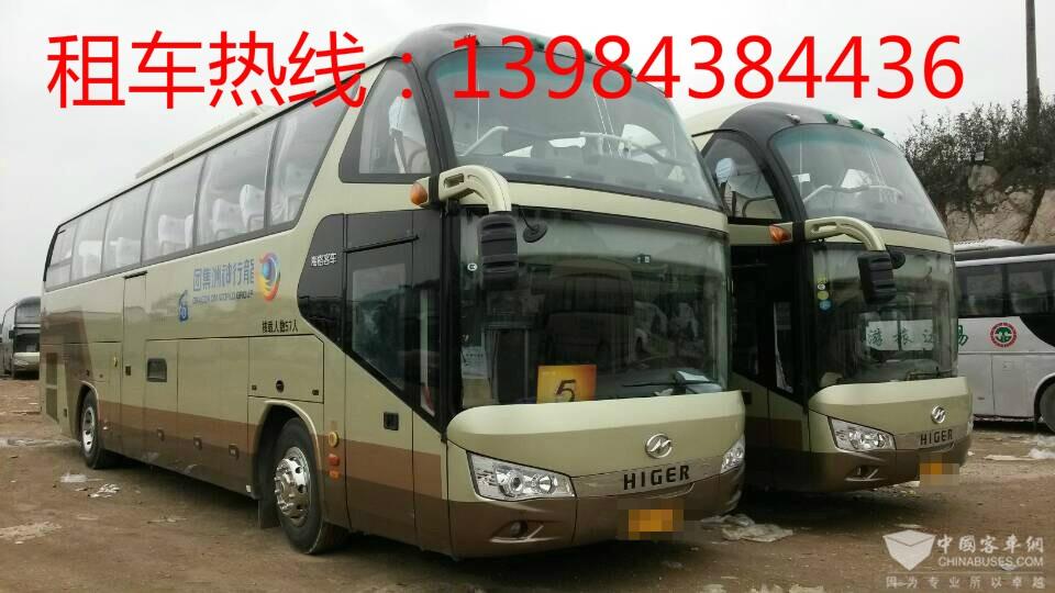贵阳大客车、大巴车租赁、出租租车