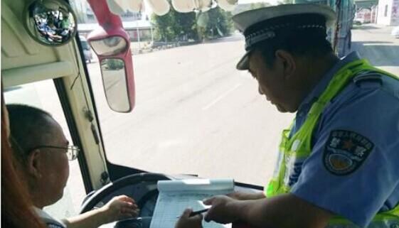山西朔州:强化暑期客运车辆监管