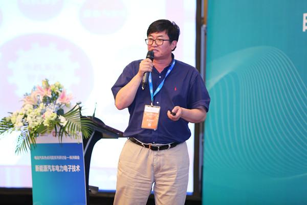 精进电机创始人兼CTO蔡蔚:电机和电力电子技术