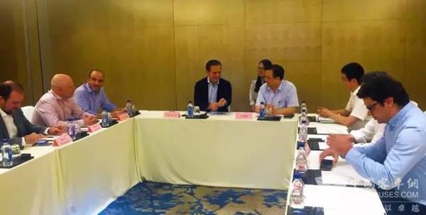 巴西圣保罗市市长到访比亚迪 盛赞绿色电动未来