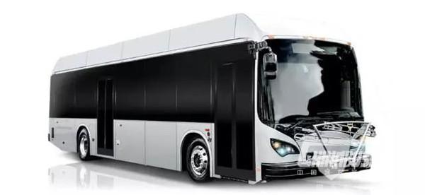 比亚迪喜获美国史上单笔最大纯电动大巴订单