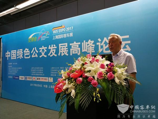 王秉刚:新能源客车产业将迎接新一轮挑战