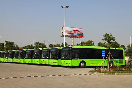 江苏:张家港30辆新能源公交即将投入使用