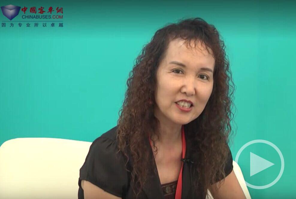 2017年上海国际客车展|专访北京世纪联保总经理梁荣