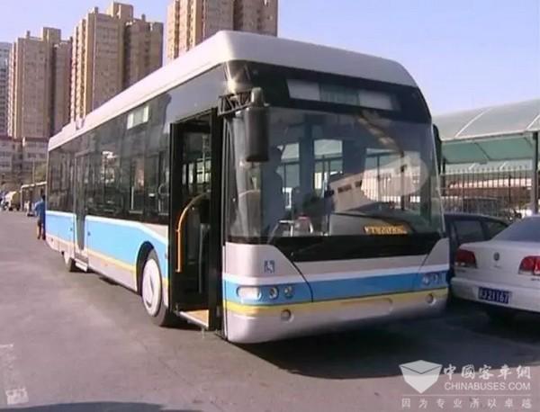 北京顺义:实现100%公交清洁能源化